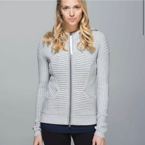 Lululemon Embrace Knit Jacket